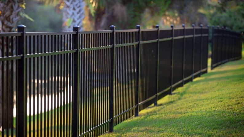 The Benefits of Fences for Parks
