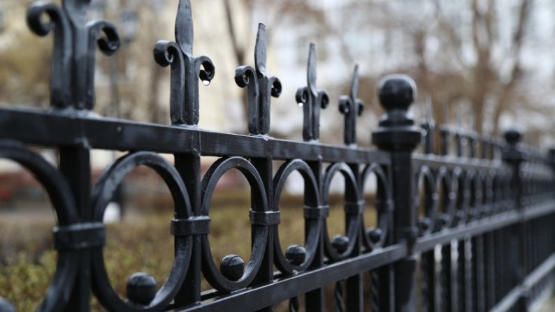 What to Do if You Find Corrosion on Your Wrought Iron Fence